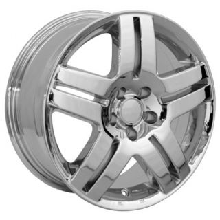 "17"" Chrome VW Jetta GTI Wheels Golf Beetle Passat Fits Volkswagen"