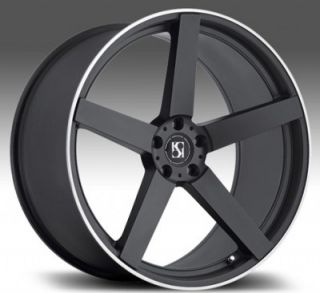 "22"" Giovanna Koko Sardinia BK for Lexus Wheels and Tires Rims Infiniti LS Is"