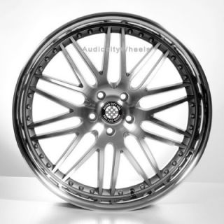 """22"""" for Mercedes Benz Wheels Staggered Rims S550 Ml"""