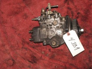 Isuzu 4JB1 Bobcat 843 Diesel Injection Pump