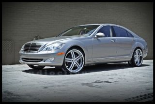 "22"" for Mercedes Benz Rims Wheels ml S550"