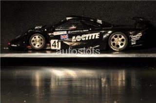 Slot It CA10C Custom BMW McLaren F1 GTR 98 Collector Grade New Mint Boxed