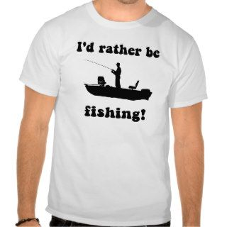 Funny fishing t shirts