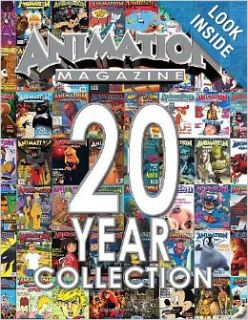Animation Magazine: 20 Year Collection: Canemaker, Chom, Lasseter: 9781424338511: Books