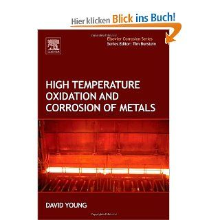 High Temperature Oxidation and Corrosion of Metals Corrosion David John Young Englische Bücher