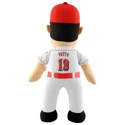 Cincinnati Reds Joey Votto 14 inch Plush Doll Collectible Dolls