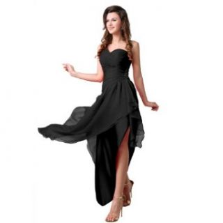 Sunvary High Low Chiffon Cocktail Party Dress Prom Gowns for Evening at  Women�s Clothing store