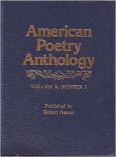 American Poetry Anthology (Volume X, Number 2): 9780881471007: Books