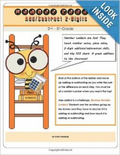 Number Ladders (2 digit addition/subtraction): Stacy Pearson: 9781466397484: Books