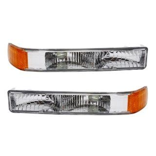 APC 403027CLD Chevrolet S10 Pickup Parking Light and Turn Signal Light Assembly: Automotive