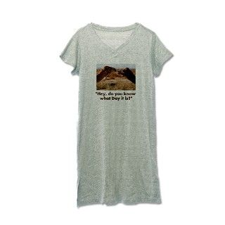 Hump Day Camels Womens Nightshirt by animaltease