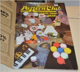 Annie's Pattern Club Newsletter: April May, 1983, Number 20: Books