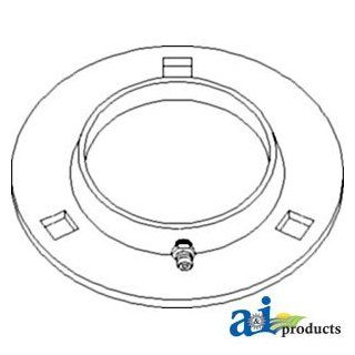 A & I Products Pressed Flanged Housing Replacement for John Deere Part Number: Industrial & Scientific