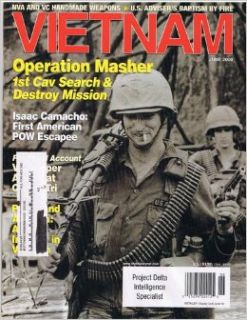 Vietnam Magazine: Operation Masher   1st Cav Search & Destroy Mission (June 2000, Volume 13 Number 1): Col Harry G Summers Jr: Books