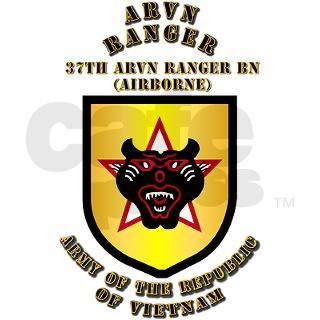 SOF   37th ARVN Ranger Bn Patches by AAAVG