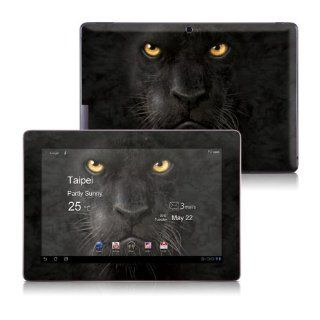 Black Panther Design Protective Skin Decal Sticker for ASUS Transformer TF700 Tablet and Keyboard Dock Station: Computers & Accessories