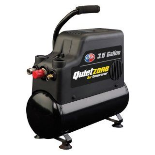 All Power America APC4408 Quietzone 3/4 HP 3.5 Gallon Oil Less Air Compressor with Accessories: Home Improvement