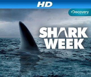 "Shark Week [HD]: Season 2, Episode 1 ""Sharks Under Glass [HD]"":  Instant Video"