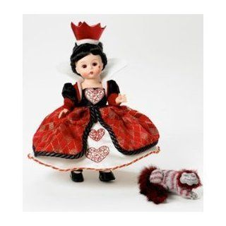 """Madame Alexander Dolls, 8"""" Queen of Hearts, Alice in Wonderland Collection, Storyland Collection Toys & Games"""