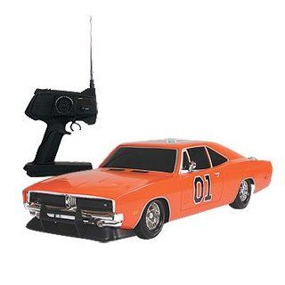 R/C General Lee Die Cast ~ Remote Control Dukes of Hazzard Car: Everything Else