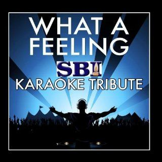 What A Feeling (Originally Performed By Alex Gaudino Feat Kelly Rowland) Karaoke Version   Single: Music
