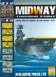 Second World War At Sea   Midway: Naval And Air Combat In The Pacific 1942: Various: 9781593960513: Books