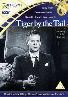 Tiger by the Tail ( Cross Up ) [ NON USA FORMAT, PAL, Reg.0 Import   United Kingdom ]: Cyril Chamberlain, Larry Parks, Constance Smith, Donald Stewart, Ronan O'Casey, Lisa Daniely, Alexander Gauge, Ronald Leigh Hunt, June Rodney, Joan Heal, John Gillin
