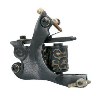 Damascus Steel Tattoo Machine for Shader TG 511: Health & Personal Care