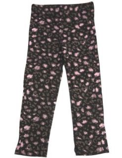 Wild Mango Girls Punk Printed Legging: Clothing
