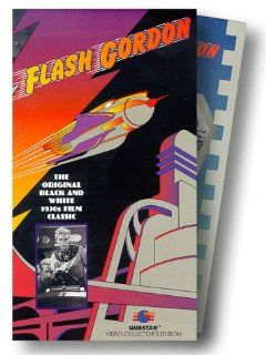 Flash Gordon [VHS]: Buster Crabbe, Jean Rogers, Charles Middleton, Priscilla Lawson, Frank Shannon, Richard Alexander, Jack 'Tiny' Lipson, Theodore Lorch, Richard Tucker, George Cleveland, James Pierce, Duke York, Ford Beebe, Frederick Stephani, Ra