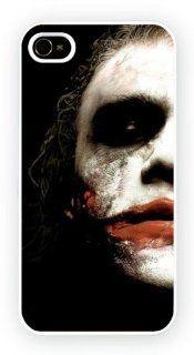 Heath Ledger Joker iPhone 4 Case Cell Phones & Accessories