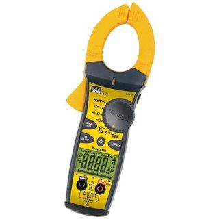 Ideal Industries 61 765 TightSight Series 760 True RMS Clamp Meter, 660A AC/DC, Conductors to 36mm, Capacitance, Frequency, and Resistance Measurement: Industrial & Scientific