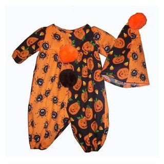 Preemie Baby Clown Halloween Costume: Clothing