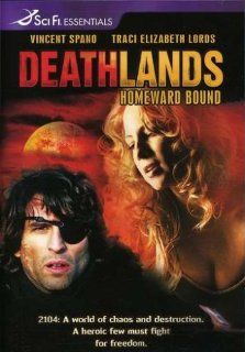 Deathlands Homeward Bound Vincent Spano, Jenya Lano, Colin Fox, Alan C. Peterson, Traci Lords, Cliff Saunders, Nathan Carter, Matthew Currie Holmes, Jeffrey R. Smith, Park Bench, Heather Bertram, Robert Clark, Joshua Butler, Chet Fenster, Derek Rappaport