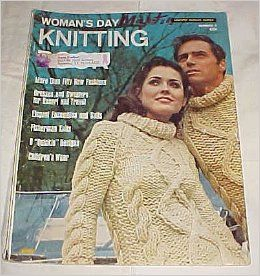 Woman's Day Knitting Book (Number 7) 1968: Woman's Day: Books