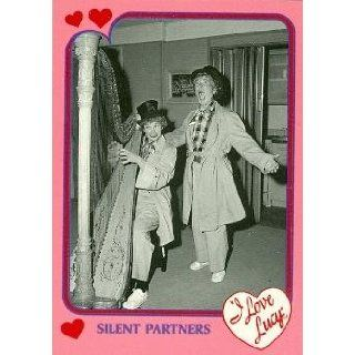 Silent Partners trading card (TV Classic) 1991 Pacific I Love Lucy #68: Collectibles & Fine Art