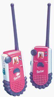 Barbie Walkie Talkies Toys & Games