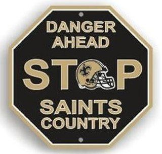 "Stop Sign   NFL Football   New York Giants ""Danger Ahead"": Everything Else"