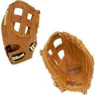 "Wilson A2000 Series EL3 ST Adult Infielders Mitt Baseball Glove 11.75"" RHT  Sports & Outdoors"