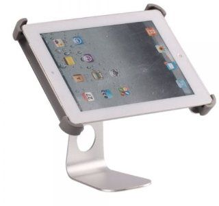 Fast shipping +Free tracking number, Adjustable Stand Desktop Holder for iPad 1/2/3/4/ Silver: Computers & Accessories
