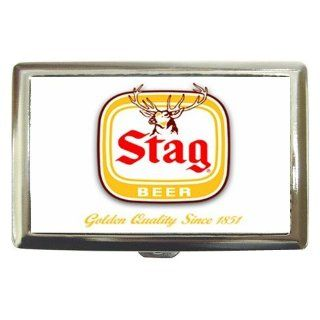 Stag Beer Logo Cigarette Case: Everything Else
