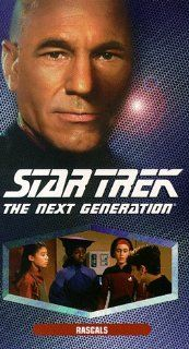 Star Trek   The Next Generation, Episode 133: Rascals [VHS]: LeVar Burton, Gates McFadden, Gabrielle Beaumont, Robert Becker, Cliff Bole, Timothy Bond, David Carson, Chip Chalmers, Richard Compton, Robert Iscove, Winrich Kolbe, Peter Lauritson, Robert Lega