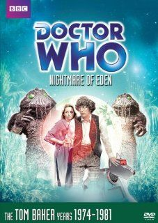 Doctor Who: Nightmare of Eden (Story 107): Tom Baker, Lalla Ward, Alan Bromly, Graham Williams, Bob Baker: Movies & TV