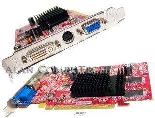 Dell   Dell ATi Radeon X600 PCI e 256MB Graphics Card JH471 109 A33431 00 DVI VGA TV Out: Computers & Accessories