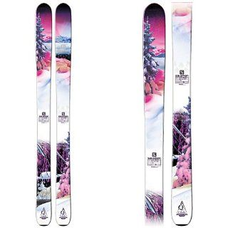 Salomon Quest 103 Stella Womens Skis 2014: Sports & Outdoors
