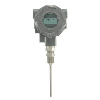 "Dwyer� Process Temp Transmitter, TTE 104 W LCD, Expl Proof, 4 20 mA Output, 4"" Probe, LCD: Industrial & Scientific"