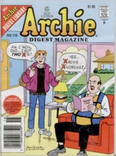 Archie Comics Digest Magazine No. 118 (The Archie Digest Library, No. 118): Dan DeCarlo & Alison Flood: Books