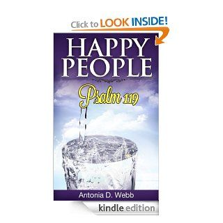 Psalm 119 (happy people, psalm 119) eBook: Antonia D. Webb: Kindle Store