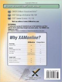 CSET Physical Education, 129, 130, 131 Teacher Certification Test Prep Study Guide (XAM CSET): Xamonline: 9781581972993: Books