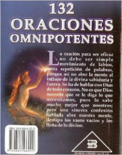 132 Oraciones Omnipotentes. La Fe en la Oracion (Spanish Edition): Berbera Editores: 9789685566902: Books
